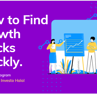 How to Quickly Find Growth Stocks Lecture-13